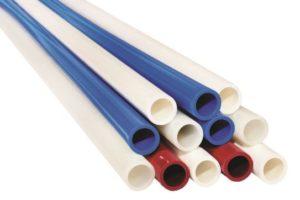 Tubi in PVC su misura