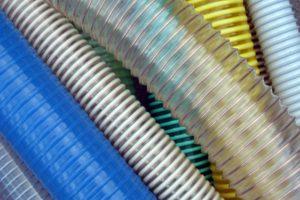 Tubo corrugato PVC