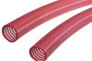 Tubi in gomma per uso alimentare
