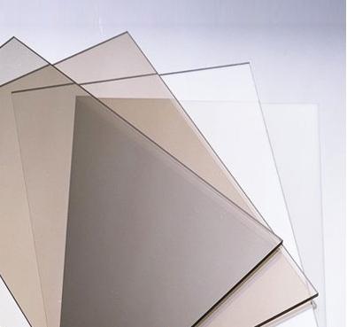 Lastre policarbonato compatto