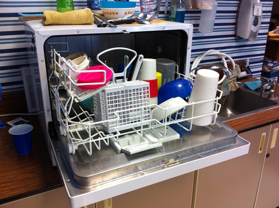 Supporto antivibranti in gomma per lavastoviglie