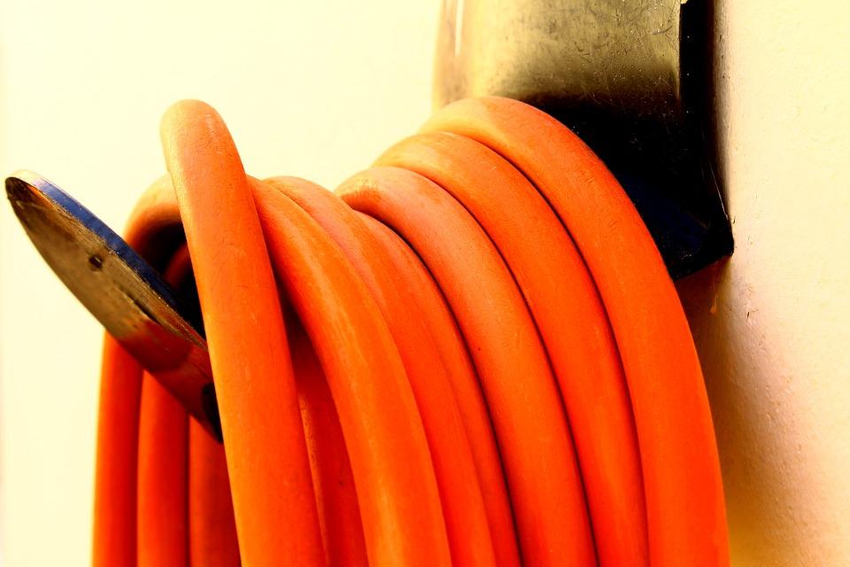 Tubi in gomma per acqua