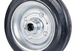 Ruote in gomma per carrelli, come si usano e perché?