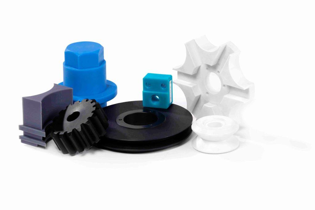 Fresatura materiale plastico